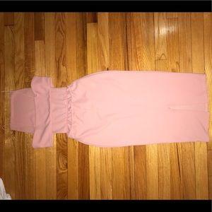 Boohoo Dresses - Pink Dress